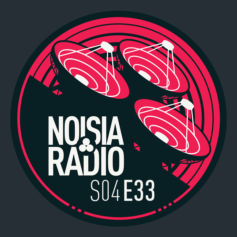Noisia Radio S04E33 (Special Guests: The Upbeats)