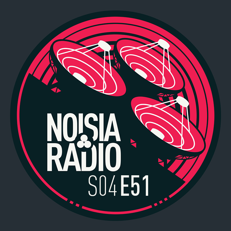 Noisia Radio S04E51 (Incl. DotCrawl Guest Mix)