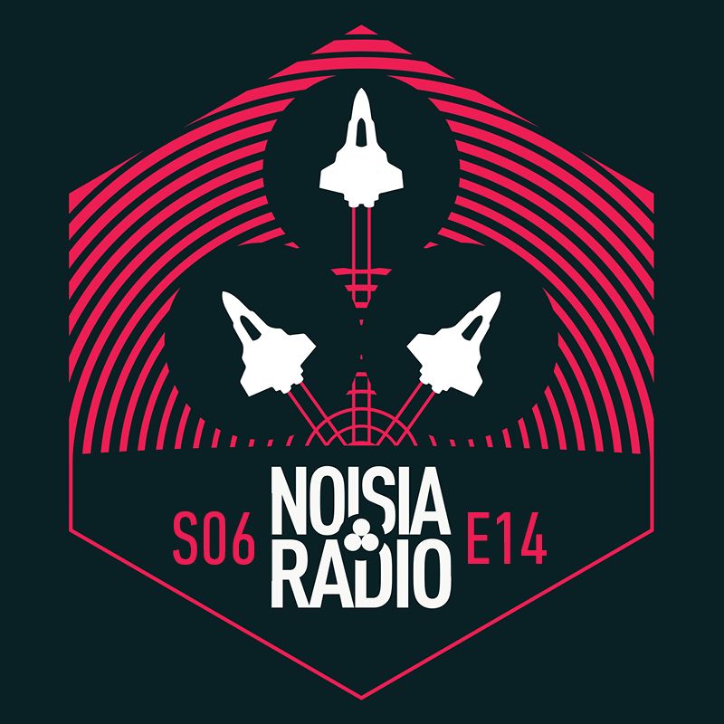 Noisia Radio S06E14 (Incl. Malux Guest Mix)