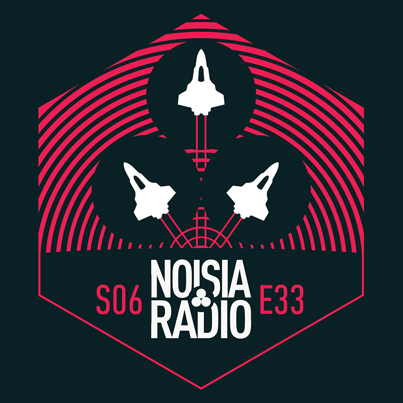Noisia Radio S06E33 (Incl. Emperor Guest Mix)